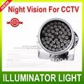 48 LLEVÓ la Luz del iluminador DEL CCTV IR de Infrarrojos de Visión Nocturna Para la Cámara de Vigilancia
