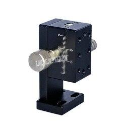 Szczelina jaskółczy ogon oś Z LWZ2542 precyzyjne dostrajanie ręczna zębatka przesuwna stół przesuwny 24.5N (2.5kgf) (25*42mm) w Wrzeciono obrabiarki od Narzędzia na