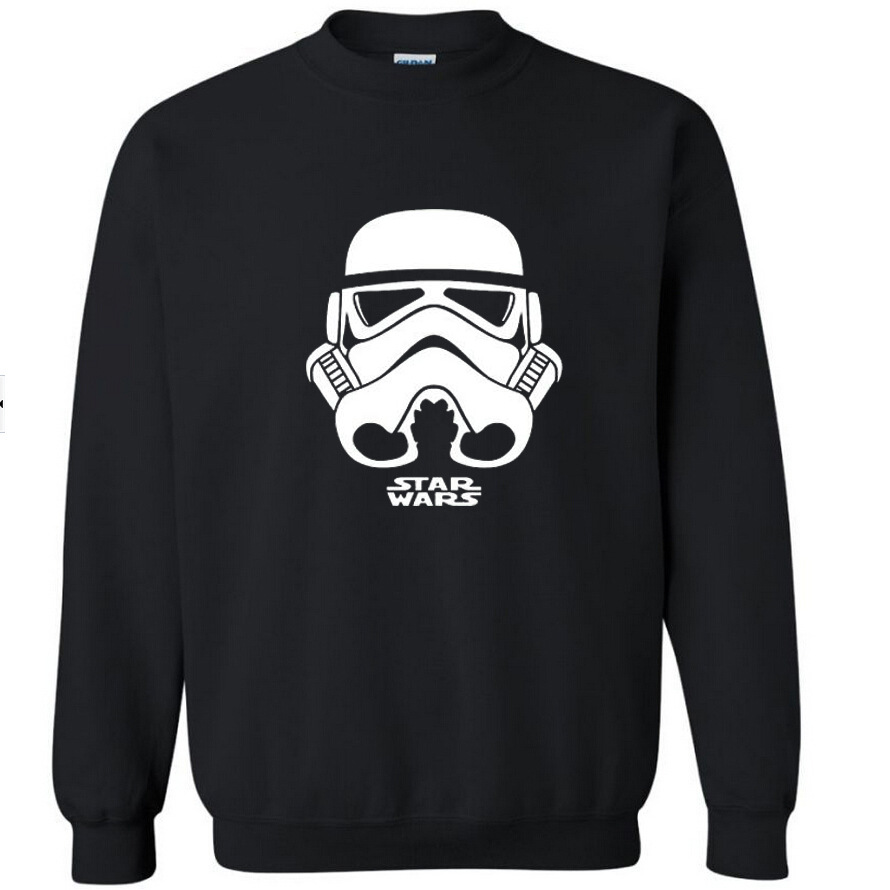 New font b Men s b font long sleeve Star Wars T font b shirt b