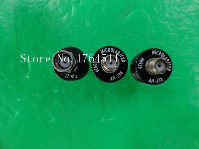 [BELLA] MICROLAB/FXR AH-J38 DC-18GHz 3dB 5W SMA RF Coaxial Fixed Attenuator  --2PCS/LOT
