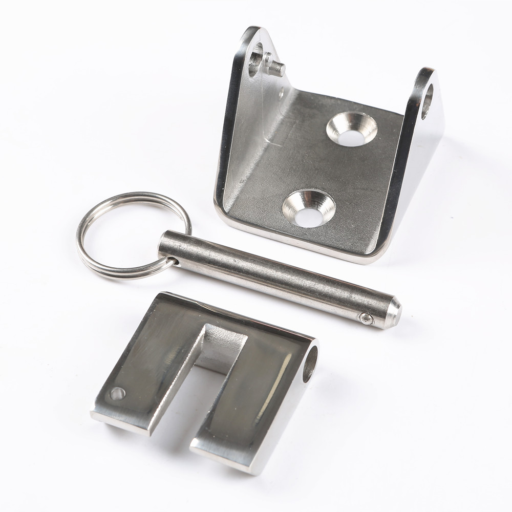 Marine 316 Stainless Steel Boat Anchor Chain Lock for Rope Mooring Anchoring