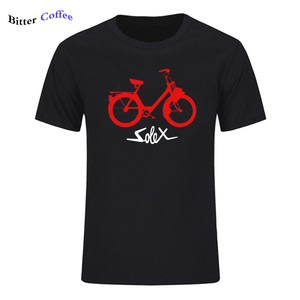Hot Sale NEW Men's funny Solex printing T Shirt Short Sleeve O neck Cotton Men Fashion T-Shirt Plus size XS- 3XL