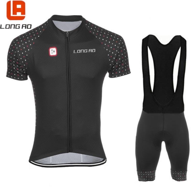 Мужчины Велоспорт-Джерси Ропа ciclismo велосипедов одежда Спортивная одежда рок гоночный МТБ велосипед рубашка Велоспорт одежда велосипедов Одежда для велоспорта