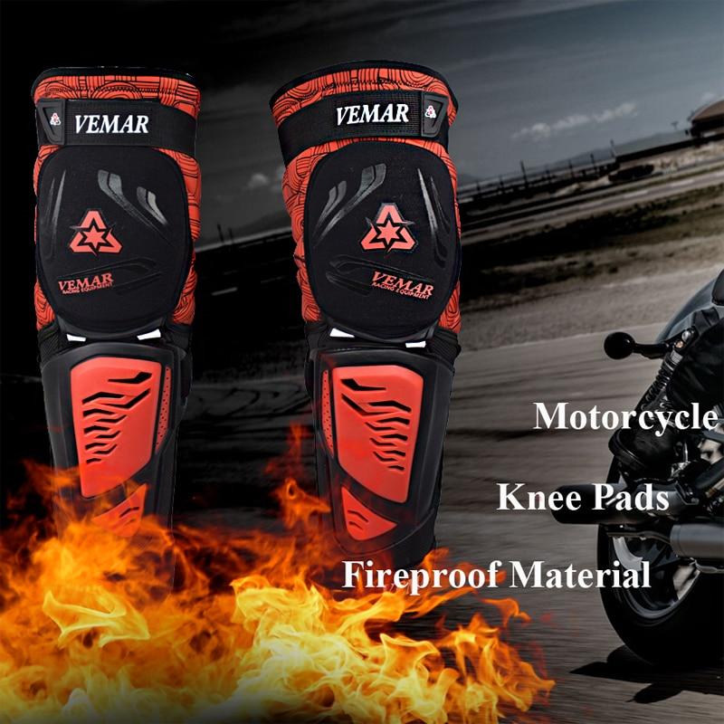 2018 Motorcycle Knee Protector Fireproof Motorcycle Knee Pads Scooter Skiing Cycling Kneepad Winter Warm joelheira moto