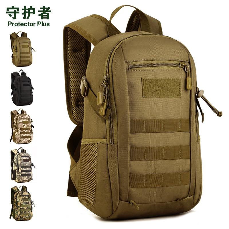 Hiking Backpack Rucksack Travel-Bag School-Bags Protector Plus Outdoor S429 12L