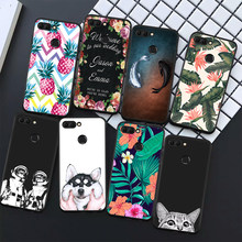GerTong Soft TPU Phone Case For Huawei Enjoy 8 Plus Y9 2018 Mate 10 Pro P20 Lite P8 P9 Lite 2017 Cover For Huawei Honor 9 8 Lite(China)
