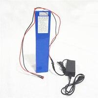Высокое качество 36 В 10ah литий ионный литий ионная Перезаряжаемые заряжаемого аккумулятора для электрических велосипедов, электрические са