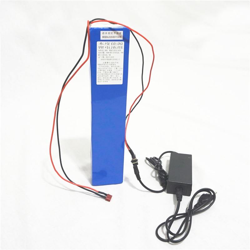 Haute qualité 36 V 10AH Lithium-ion Li ion Rechargeable batterie rechargeable pour vélos électriques, scooters électriques, 36 V source D'alimentation
