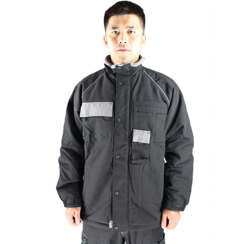 Safety Clothing Men Winter warm work clothing Multifunctional cold-resistant retardant overalls protective clothes workwear tops new men s work clothing reflective strip coveralls working overalls windproof road safety uniform workwear maritime clothing
