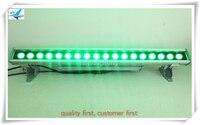 Y-10 adet/lot Açık ip65 duvar 18x18 w dmx led bar rgbwa uv dmx açık 6 in 1 led duvar yıkayıcı ışık ip65