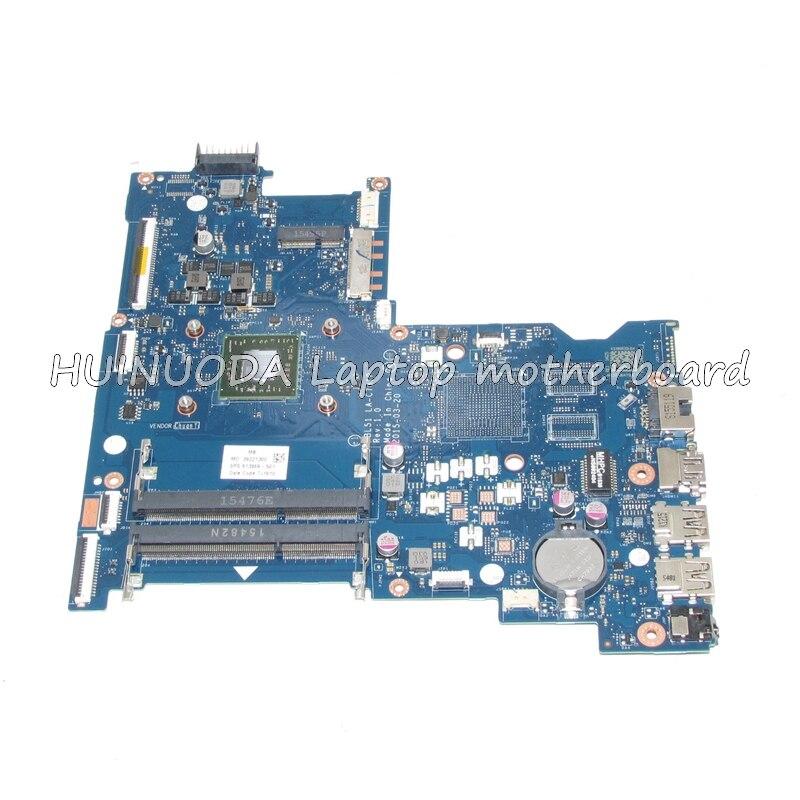 все цены на  813968-001 Laptop Mainboard For HP 15-AF ABL51 LA-C781P 813968-501 motherboard full test  онлайн