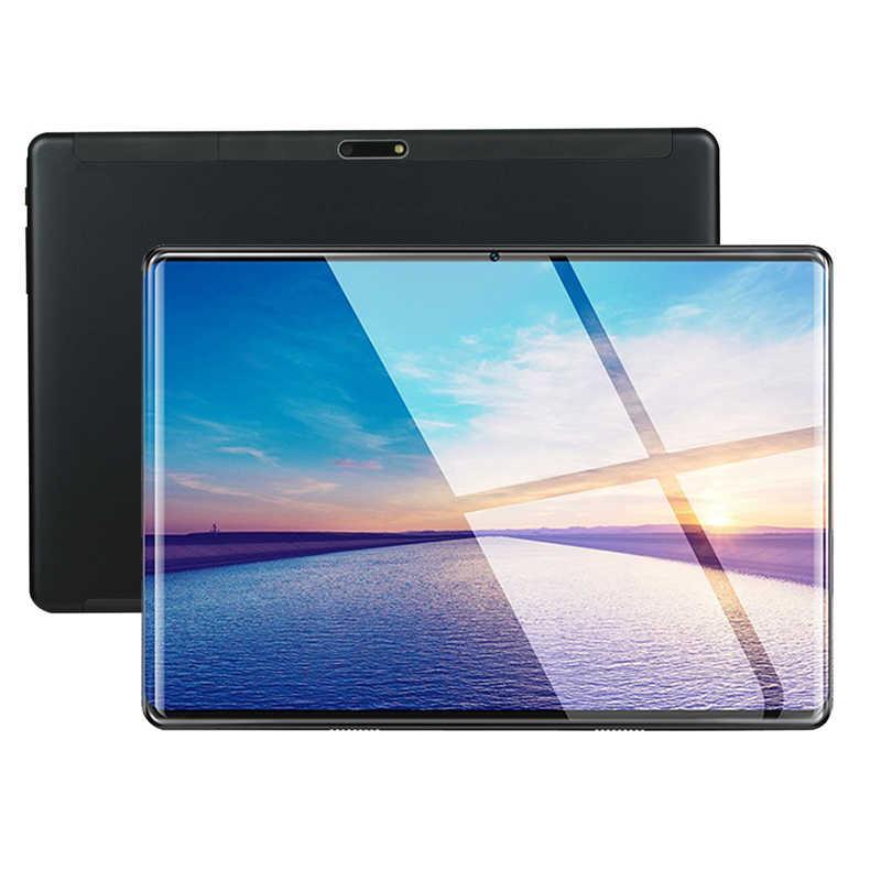 2.5D IPS タブレット PC mutlti タッチ 3 グラム Android 9.0 オクタコア google の店錠剤 6 1GB の RAM 64 ギガバイト ROM WIFI GPS 'タブレットケース