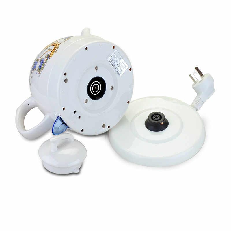 Bouilloire bouilloire mise hors tension automatique électrique