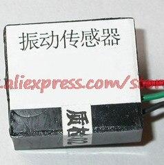 Free Shipping      Omni Directional Micro Vibration Sensor SC-2 Vibration Displacement Sensor  Micro Vibration Sensor