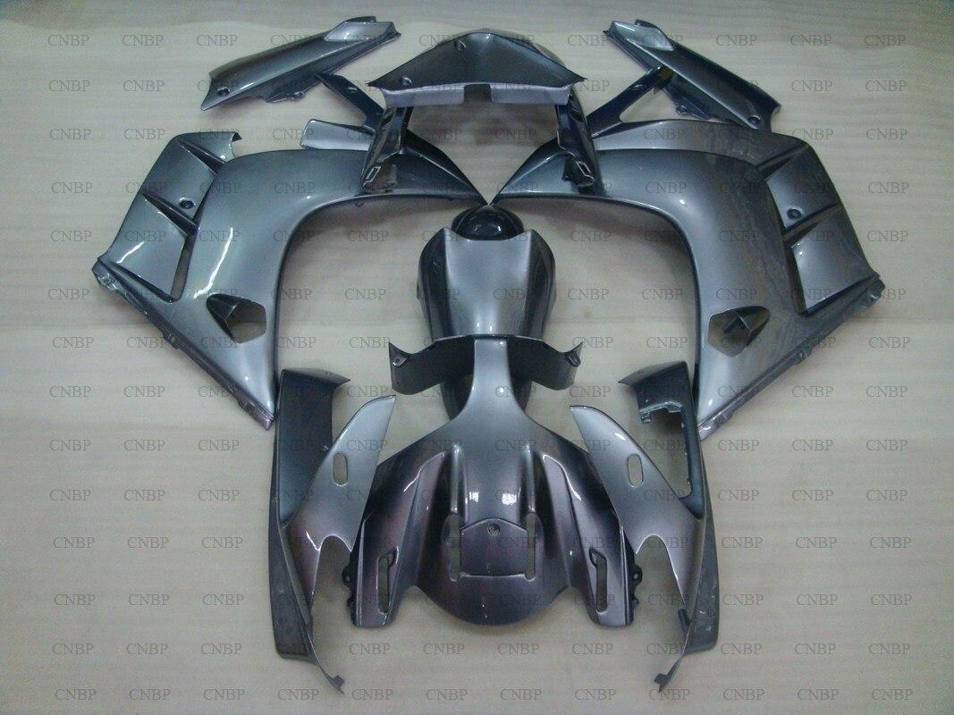 FJR1300 2002 2005 Обтекатели FJR1300 2004 мотоциклов обтекателя FJR 1300 2004 серебро обтекатели