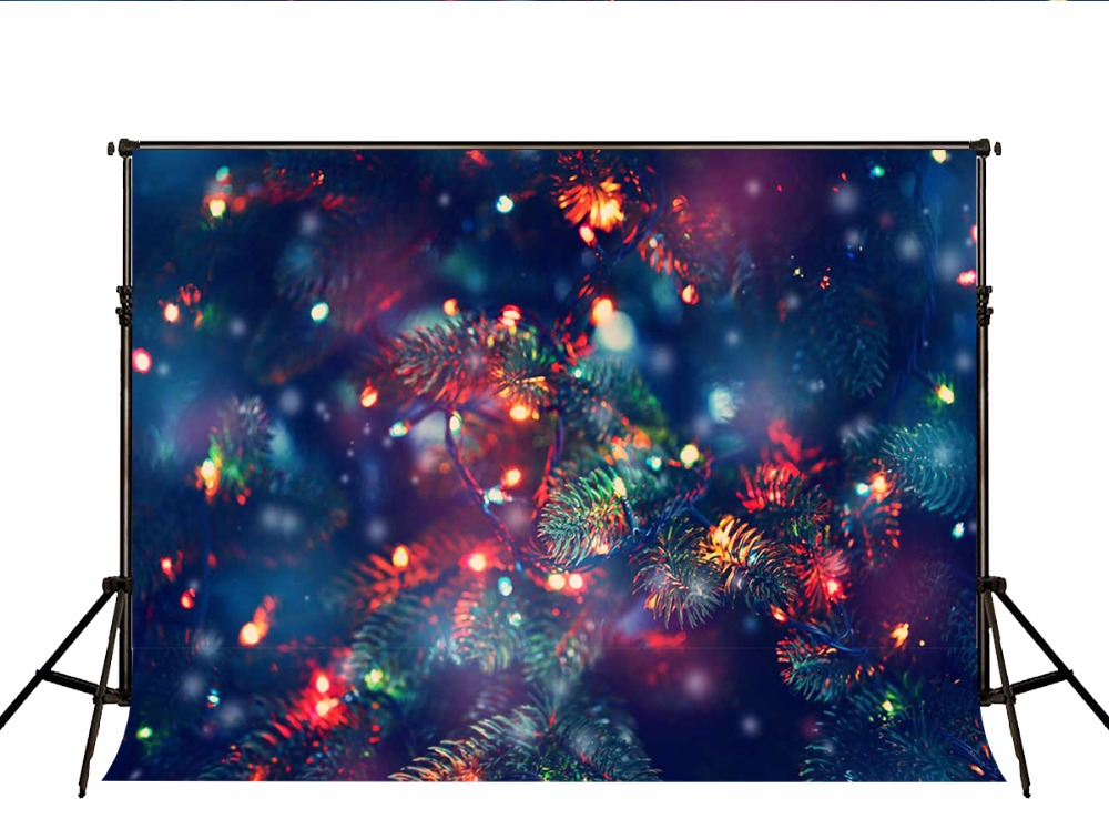 Fancy Backdrops for Photography Boke Stars Christmas Decorations Fotografica Background for Fond Studio Photo Call Kate 7x5ft kate christmas background photography no wrinkle seamless red snow backdrops for photography photo booth fond studio 7x5ft