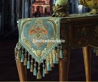 High grade European table runners,High end coffee banner,European luxury table flag,decorative cloth