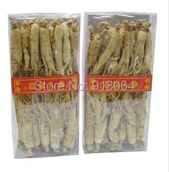 Высокое качество Нового урожая корень Женьшеня упакован подарочной 250 г/кор. сбор с горы для здравоохранения продовольствия
