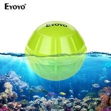 Eyoyo E1 рыболокатор, локатор для рыбалки, Bluetooth, беспроводной, глубина, умный, для ловли, для обнаружения, эхолот, более глубокий, рыболокатор, IOS, Android