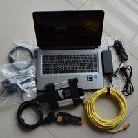 Фирменная Новинка hp N3060 записная книжка для BMW ICOM следующий диагностики и программирования инструмент ISTA P/D нескольких языков hdd 500 ГБ програ