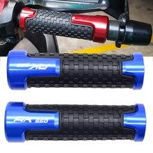 Аксессуары для мотоциклов Универсальные мотоциклы ручка s 22 мм ручка бар Motos CNC ручная ручка для KYMCO AK550 AK