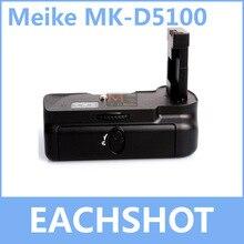 MeiKe MK-D5100, вертикальная Батарейная ручка MKD5100 для Nikon D5100 EN-EL14