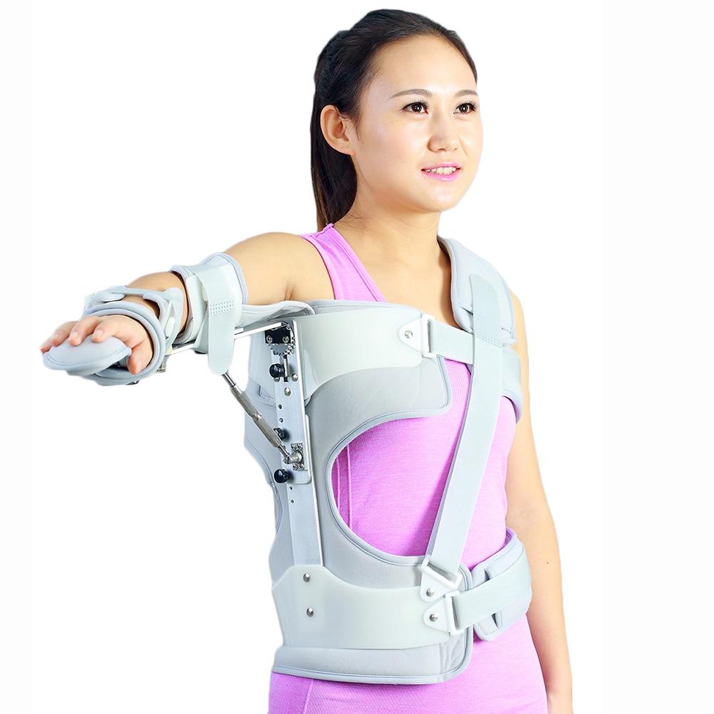 Регулируемый бандаж на плечо для фиксации плеча после операции Бесплатная доставка