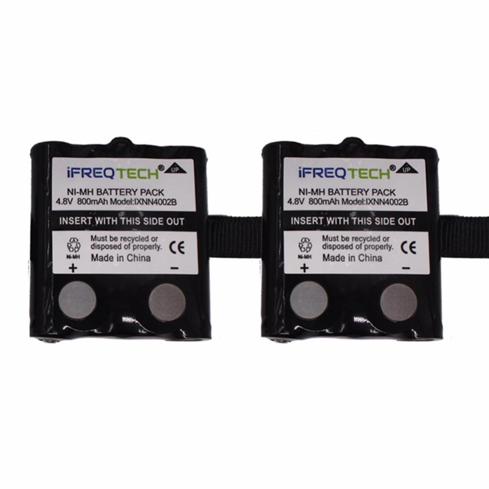 Ixnn4002b 800 mah ni-mh bateria para motorola tlkr t80 t80ex xtr446 xtb446 xt180 xtk446 t61 t81 t5 t6 t7 t8 t50 t60 rádio