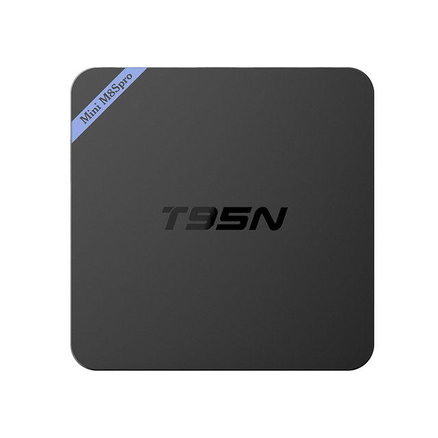 New Arrival T95N Mini M8S Pro Android 5.1 TV Box S905 Quad Core 2G 8G Bluetooth Smart Set Top Box Support Kodi16.0 Media Player