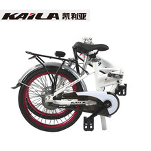 36V/8A, 240W, 20 inches, Folding Electric Bicycle, Suspension Fork, Fast-folding, Front Disc Brake. Max Speed 25km/h, E Bike.