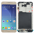 "5.5 ""para samsung galaxy j7 j700f j700m j700h display lcd + touch screen com digitador + moldura quadro assembléia completa"