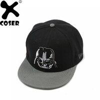 XCOSER Star Wars Hat Star Wars Darth Vader And Stormtrooper Cosplay Baseball Hats Boy Cap Movie