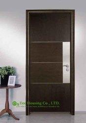 Kommerziellen Ökologischen Innentür Für Verkauf, Aluminium Moderne Tür Für Restaurant/Hotel Projekte