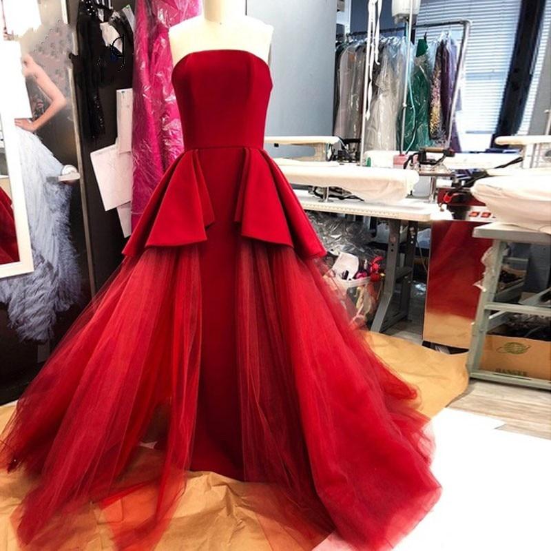 Simple   Evening     Dresses   Off Shoulder abendkleider   Evening   Gowns abiye gece elbisesi Long Formal Gown Elegant vestido largo
