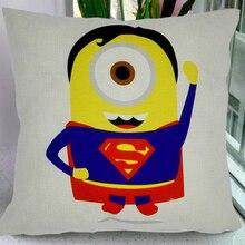 Fabric Linen Cushion Cover