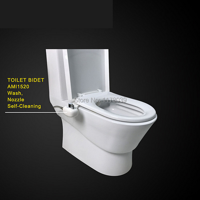 Cool Us 49 77 12 Off Toilet Seat Shower Bidet Non Electric Single Nozzle Bidet Woman Buttocks Anal Clean Nozzle With Self Cleanning Bidet J17597 In Pabps2019 Chair Design Images Pabps2019Com