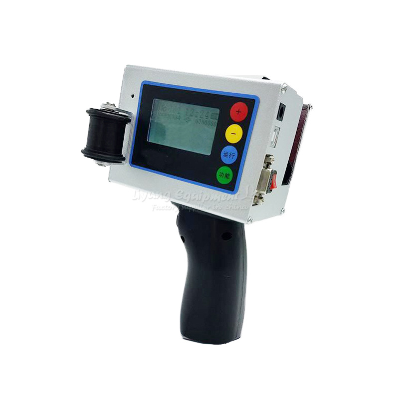 Hand-held ink-jet printer YN-360 Q10068 for date number printing