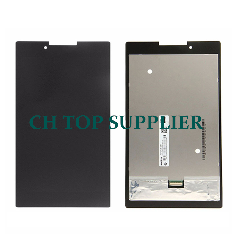 Original Full LCD Display + Touch Screen Digitizer Glass Assembly For Lenovo Tab 2 A7-30 A7-30DC , Free Shipping 5pcs lot 100% guarantee lcd display touch screen digitizer assembly for lenovo s920 free shipping