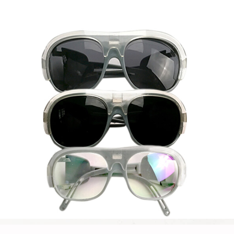 Welding Glasses Anti-splash Anti-impact Protective Glasses Anti-UV Safety Goggles Argon Arc Welder Working Eye Protection