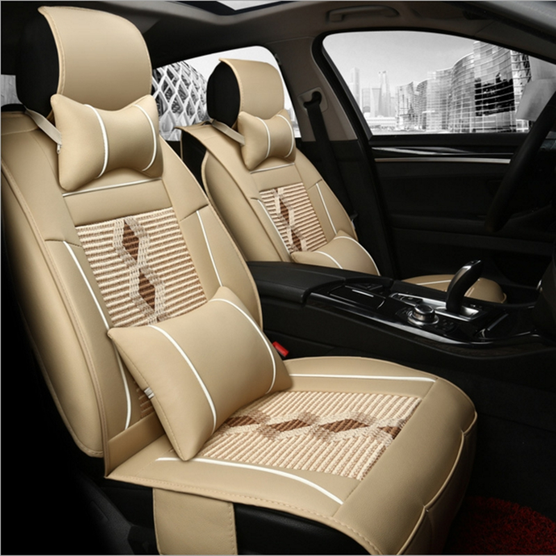 Online Shop 5Seats(front+rear)Four season Car seat covers car-styling For FORD Territory/Super Duty/S-Max/ranger/Figo/Falcon/Everest/Escort | Aliexpress ... & Online Shop 5Seats(front+rear)Four season Car seat covers car ... markmcfarlin.com