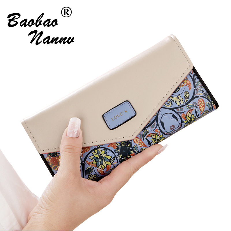 Women Wallets 2017 Famous Brand Designer Luxury Long Wallet Ladies Money Coin Students Purse Carteras Cuzdan for Female Bag long designer women wallets new female hollow out wallet money bag lady card coin purse carteras cuzdan bolsa feminina