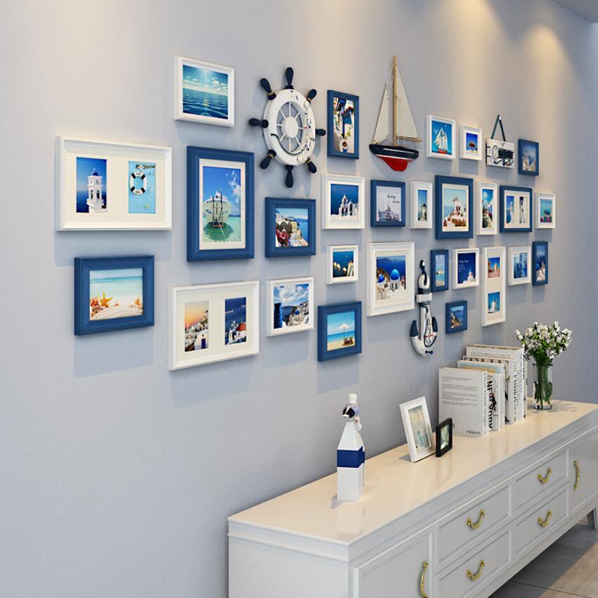 Excelente Marcos Decorativos Collage Colección - Ideas ...