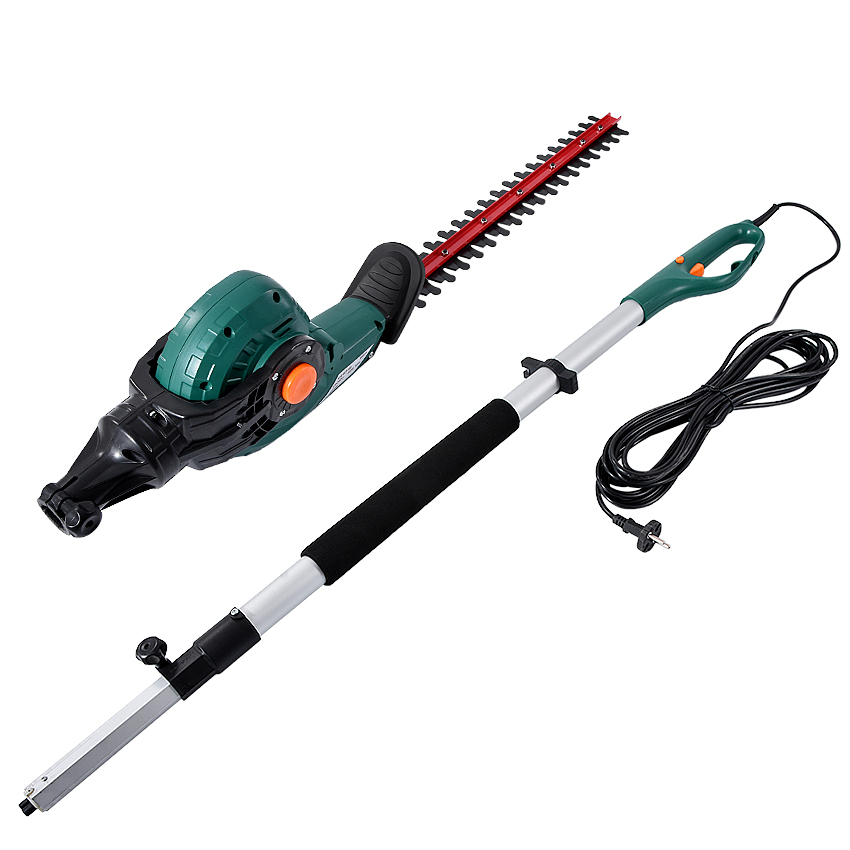 Telescopic Electric High-altitude Pruning Machine Garden Tools Hedgerow Machine Pruning Shears 220v 50HZ 450W 1600 r min