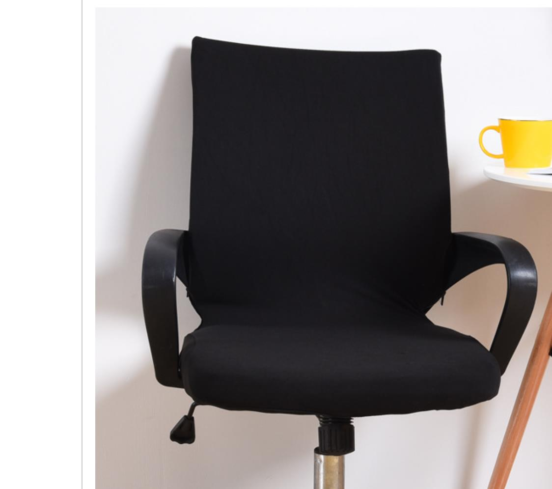 Us 2 45 12 Off Office Chair Cover Swivel Chair Computer Armchair Protector Task Slipcover In Chair Cover From Home Garden On Aliexpress Com