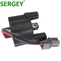 Remanufactured Ignition Coil For YAMAHA F60 4 Stroke F150 F50 F75 F90 F6T557 Motorcycle Coil Pack OEM Standard