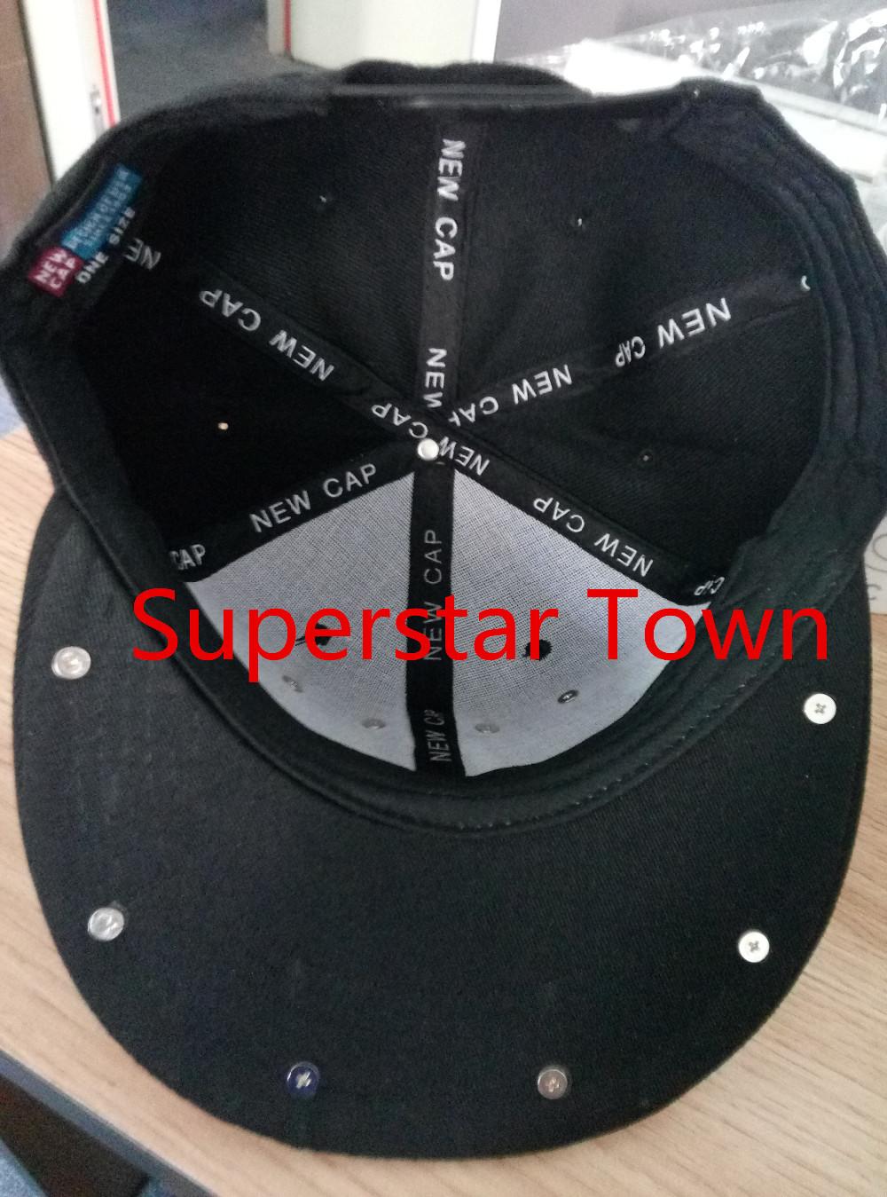 Concierto kpop bts bangtan niños summer sun sombrero snapback gorras ... 41c68271965