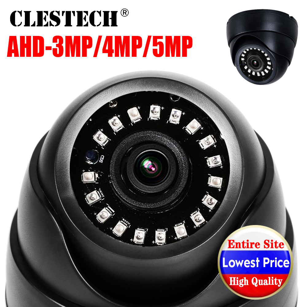 Wholesale Nano CCTV AHD Camera 5MP 4MP 3MP 1080P SONY IMX326 ALL FULL Digital HD AHDH Indoor infrared Security color Dome Video in Surveillance Cameras from Security Protection