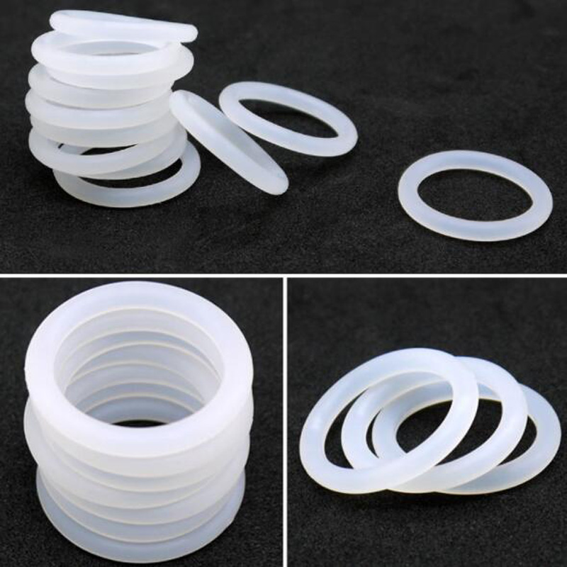 Silicone o-rings Size 016     Price for 50 pcs