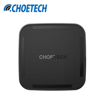 CHOETECH Qi Wireless Charger For Samsung Galaxy S8 Plus 7 5W Type C QI Wireless Charging