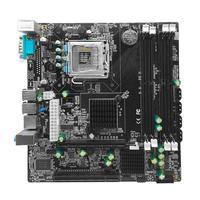 P45 системная материнская плата для стационарного компьютера LGA 771 LGA 775 двойная плата DDR3 поддержка L5420 DDR3 USB Звуковая сетевая карта SATA IDE